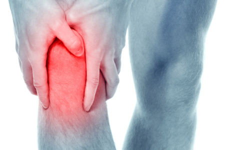 Периодически болит сустав в колене