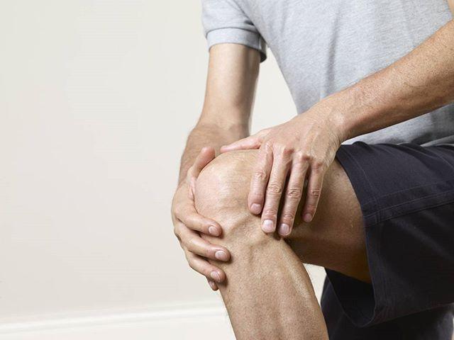 болит нога колено когда наступаешь