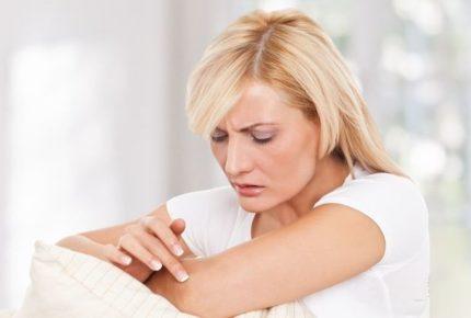 Розовый лишай: фото у человека, симптомы и лечение