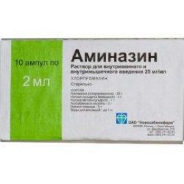 Аминазин инструкция по применению цена отзывы аналоги