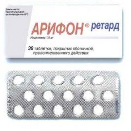 лекарство арифон ретард инструкция - фото 4