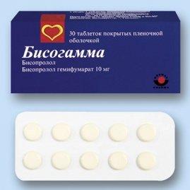 бисогамма инструкция по применению цена отзывы аналоги