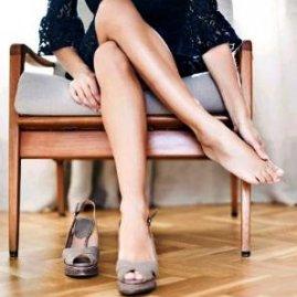 От чего сильно болят пятки ног и лечение