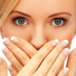 признаки запаха изо рта перегара