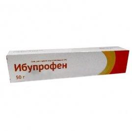 Ибупрофен: инструкция по применению мази и геля, цена и аналоги.