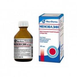 Меновазин для горла при беременности
