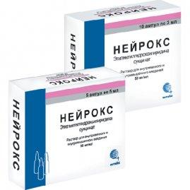 Нейрокс инструкция по применению раствор 50 мг/мл | pro-tabletki. Ru.