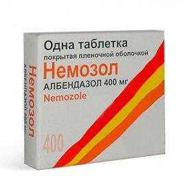 немозол инструкция по применению цена таблетки