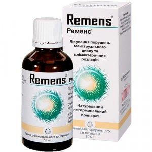 В чем секрет успеха применения Ременса при менопаузе