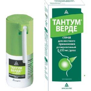 Лекарство тантум верде