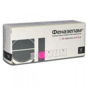 Феназепам: инструкция по применению таблеток и уколов, отзывы.
